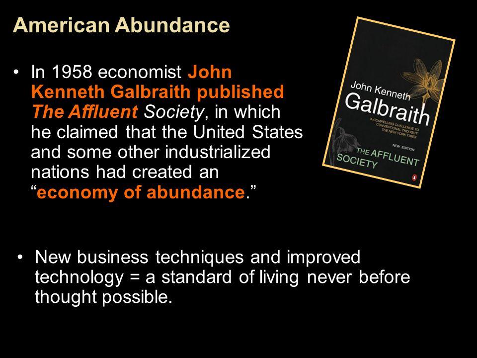 American Abundance