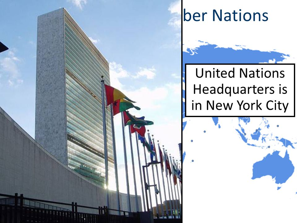 United Nations Member Nations