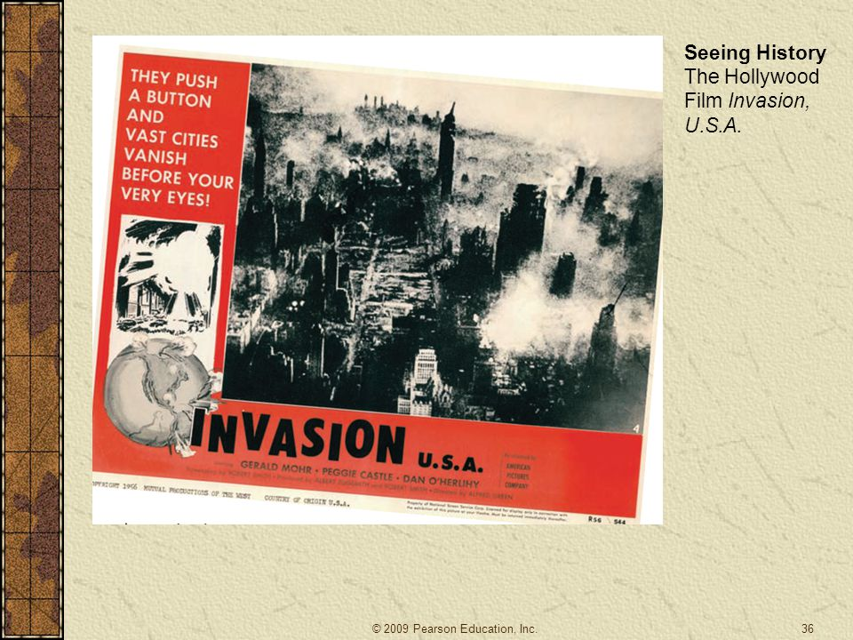 Seeing History The Hollywood Film Invasion, U.S.A.