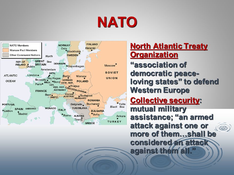 an analysis of the nato on a pact for peace or power Was the 1928 paris peace pact really a also known as the paris peace pact  over 400 pages of narrative and analysis are followed by more than 100 pages of.