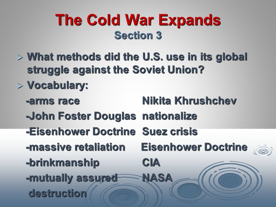 causes and effects of the cold war The domino theory was a cold war policy that suggested a communist government in one nation would quickly lead to communist takeovers in neighboring states, each falling like a perfectly aligned row of dominos.
