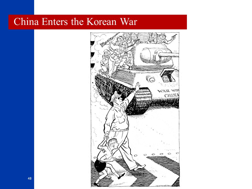 China Enters the Korean War