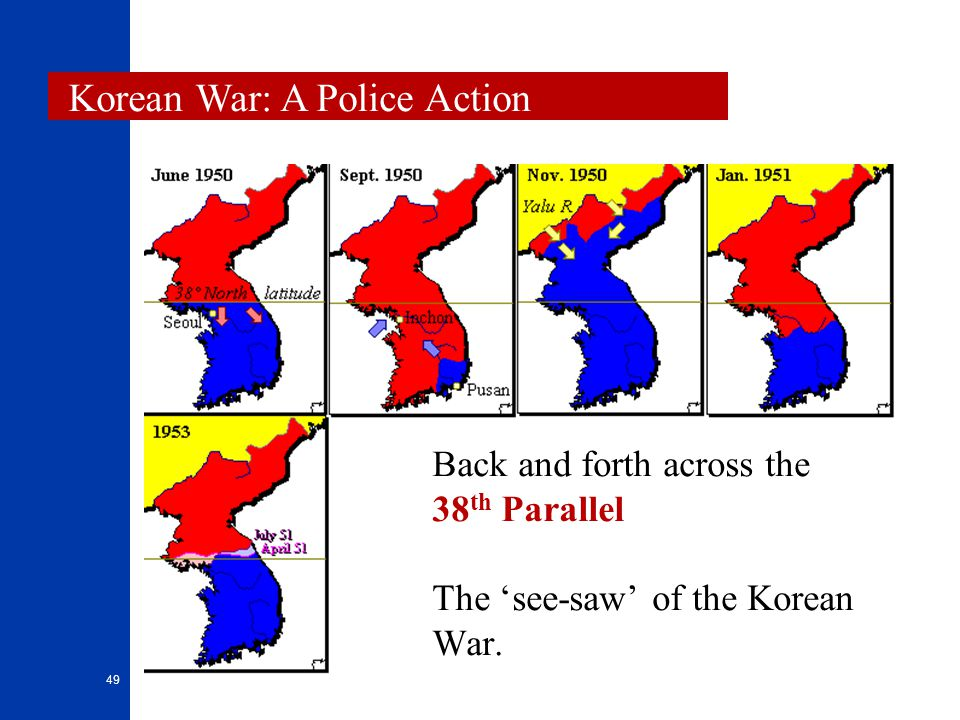 Korean War: A Police Action