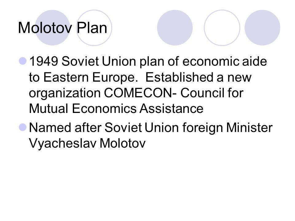 Molotov Plan