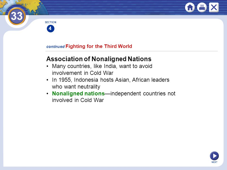 Association of Nonaligned Nations