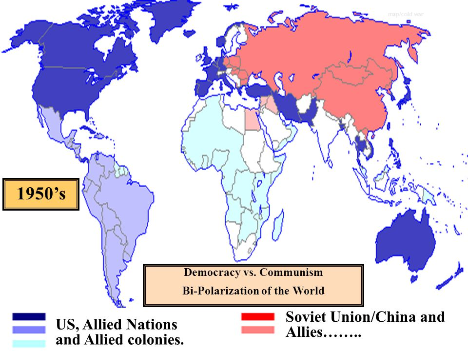 Origins of the Cold War USSoviet Relations to ppt video online
