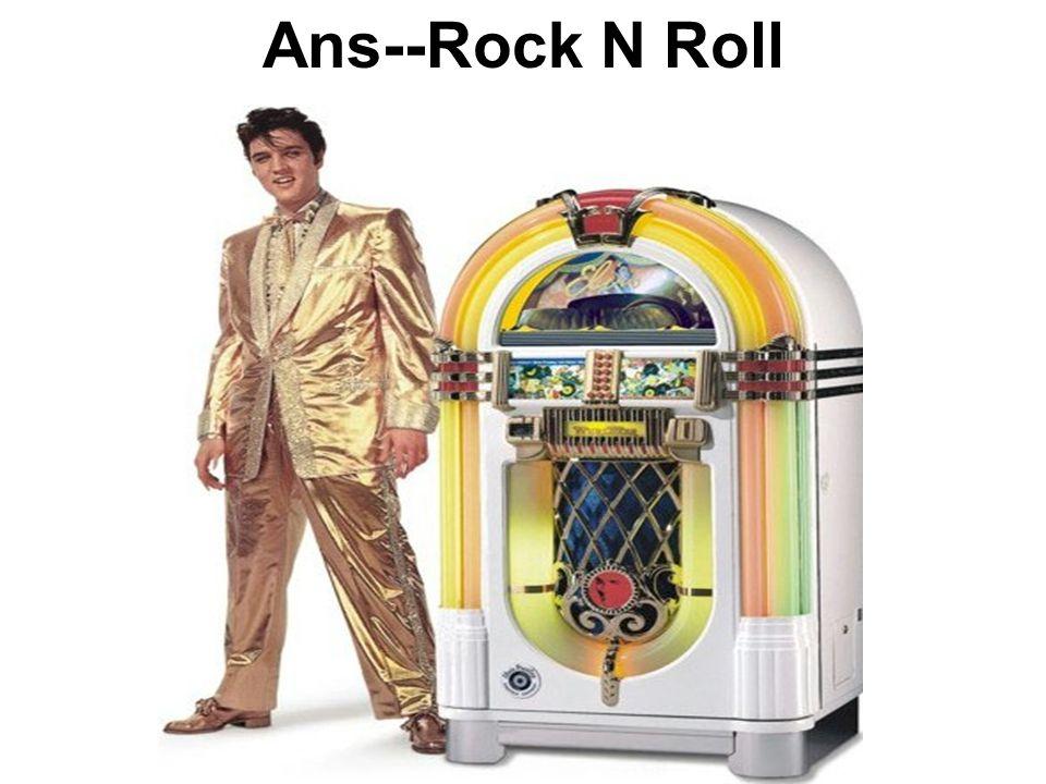 Ans--Rock N Roll