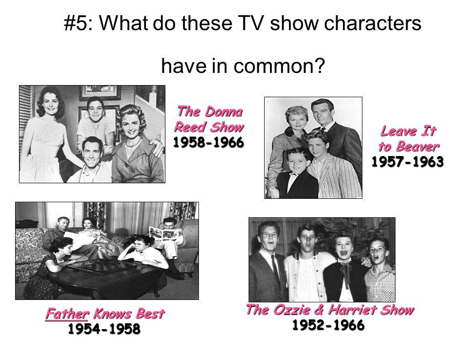 The Ozzie & Harriet Show 1952-1966