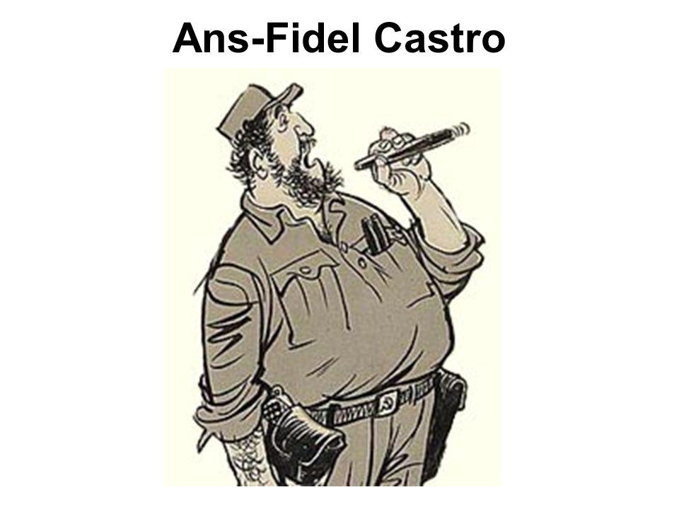 Ans-Fidel Castro