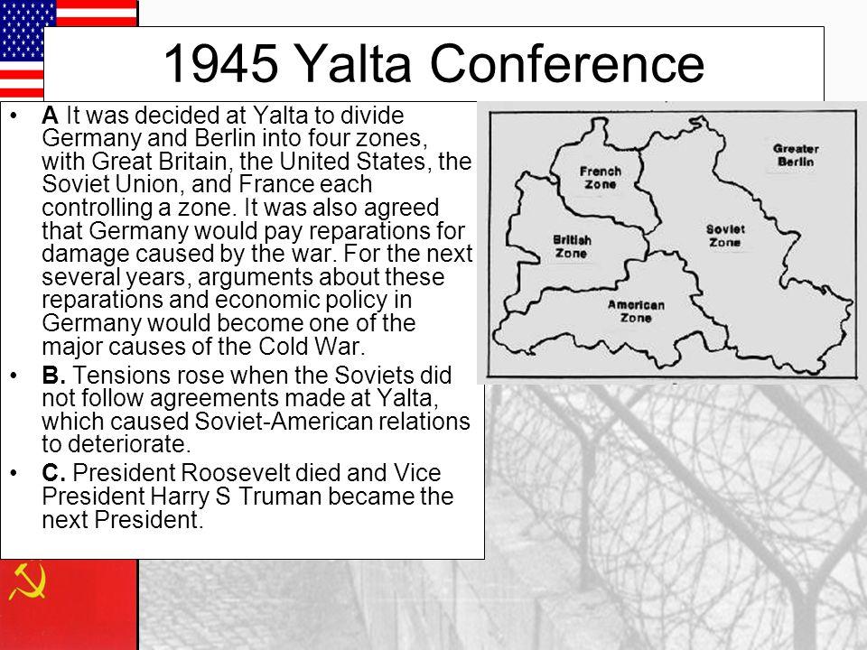 1945 Yalta Conference
