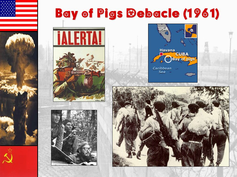 Bay of Pigs Debacle (1961)