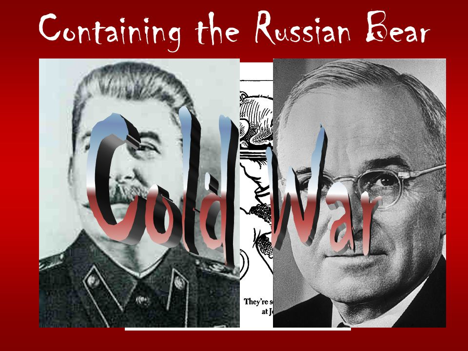 Containing the Russian Bear