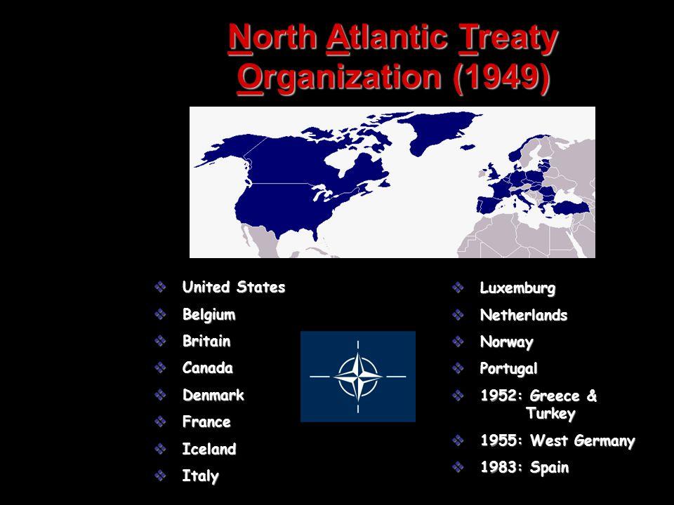 North Atlantic Treaty Organization (1949)