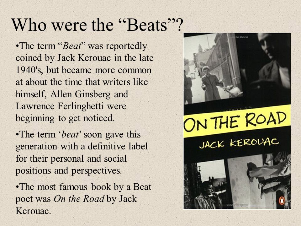 Who were the Beats