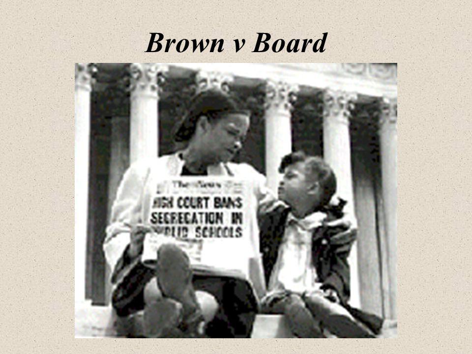 Brown v Board
