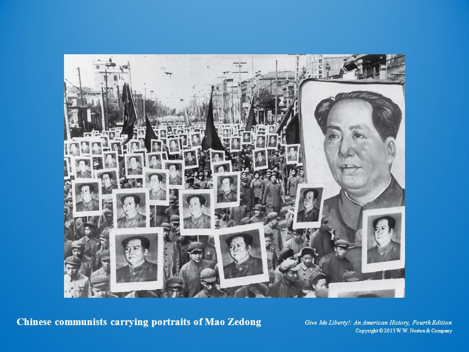 Photo of Chinese Communists