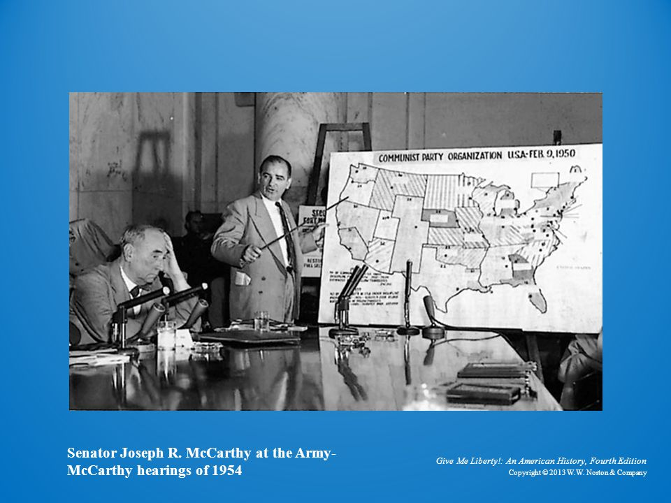 Photo of Joseph R. McCarthy