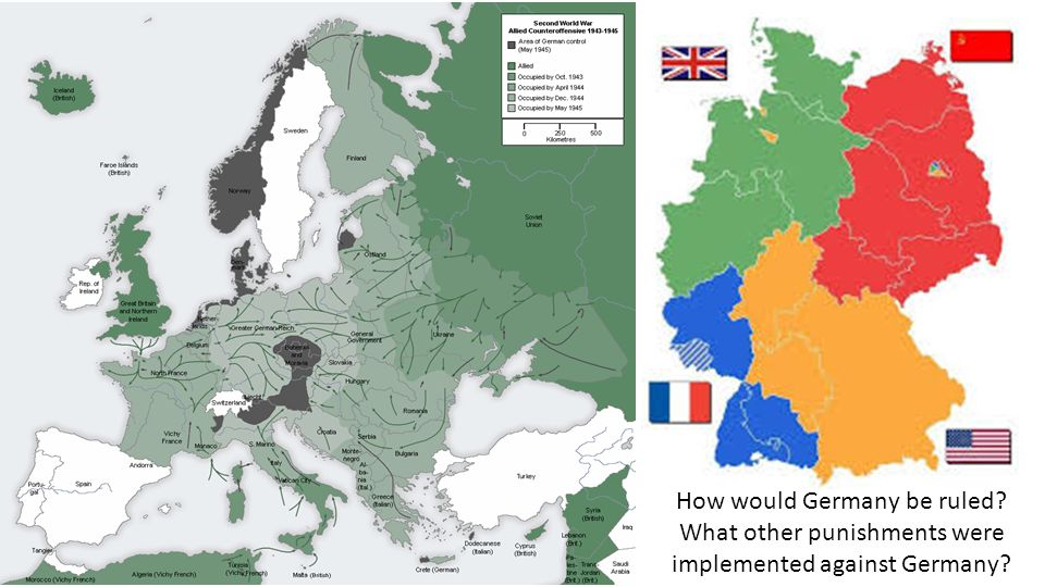 How would Germany be ruled