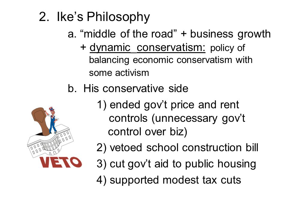 2. Ike's Philosophy