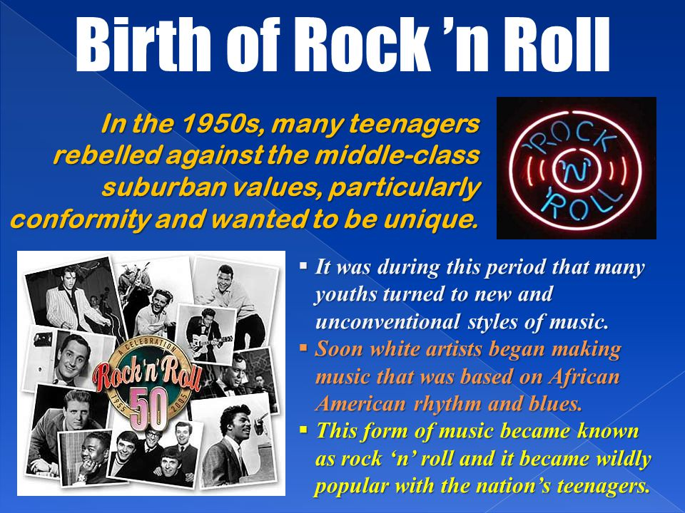 Birth of Rock 'n Roll