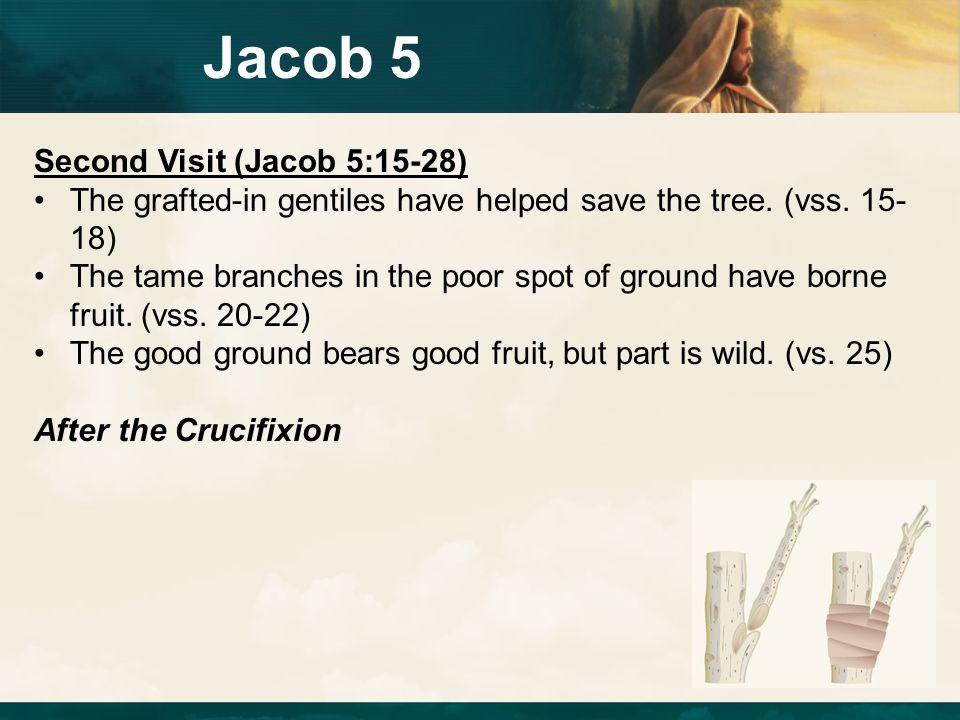 Jacob 5 Second Visit (Jacob 5:15-28)