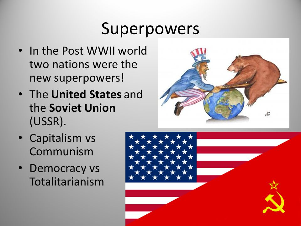 cold war vs united states essay Apush chapter 23: the united states and the cold war the united states and the cold war, 1945 need essay sample on apush chapter 23: the united states.