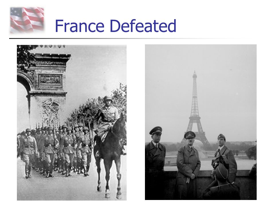 France Defeated