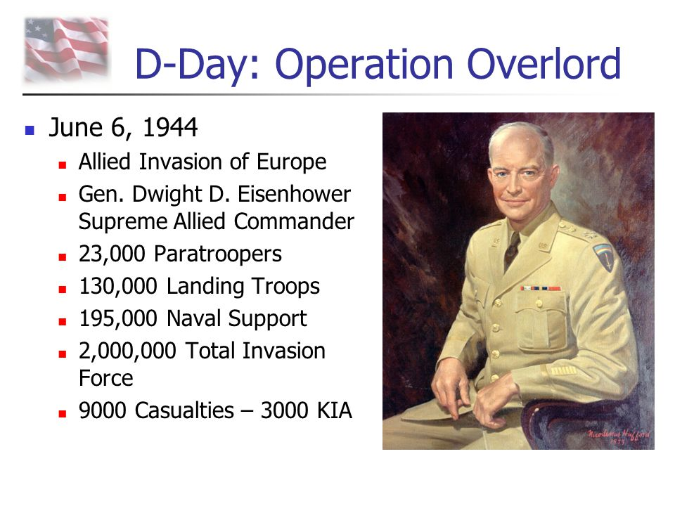 D-Day: Operation Overlord