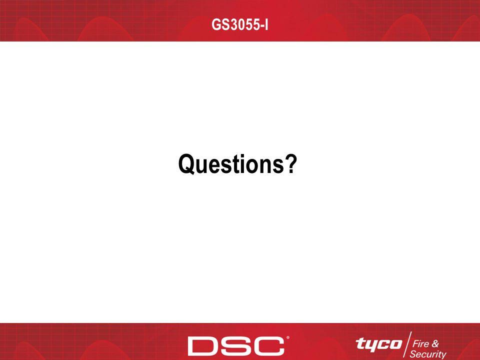 GS3055-I Questions