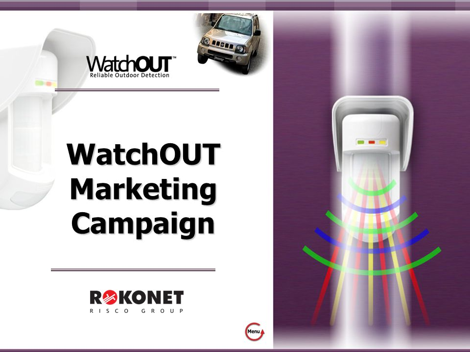 WatchOUT Marketing Campaign