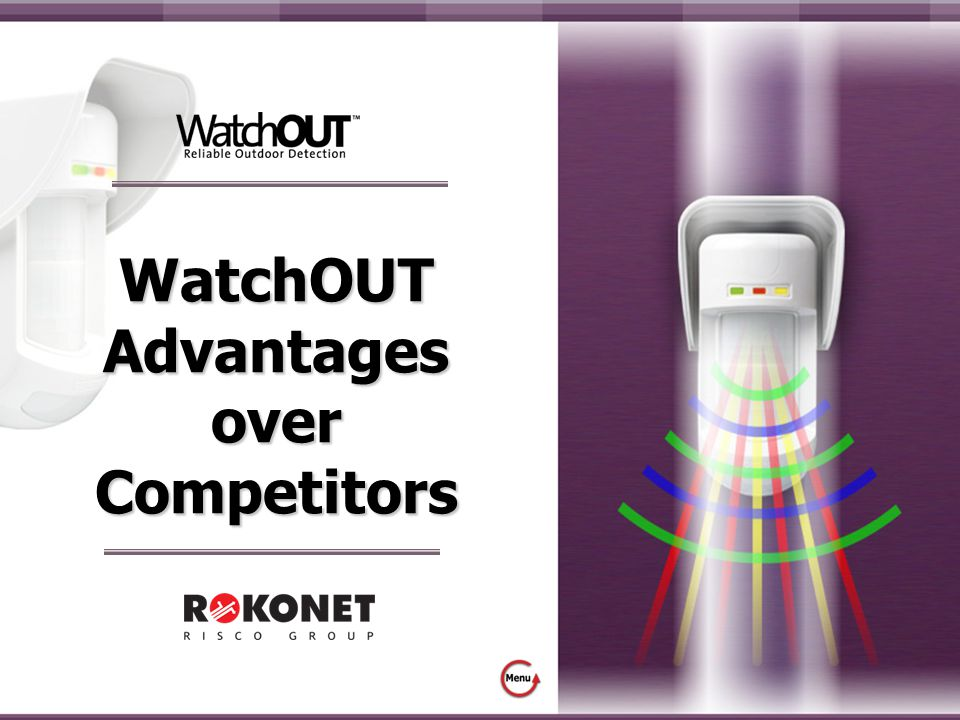 WatchOUT Advantages over Competitors
