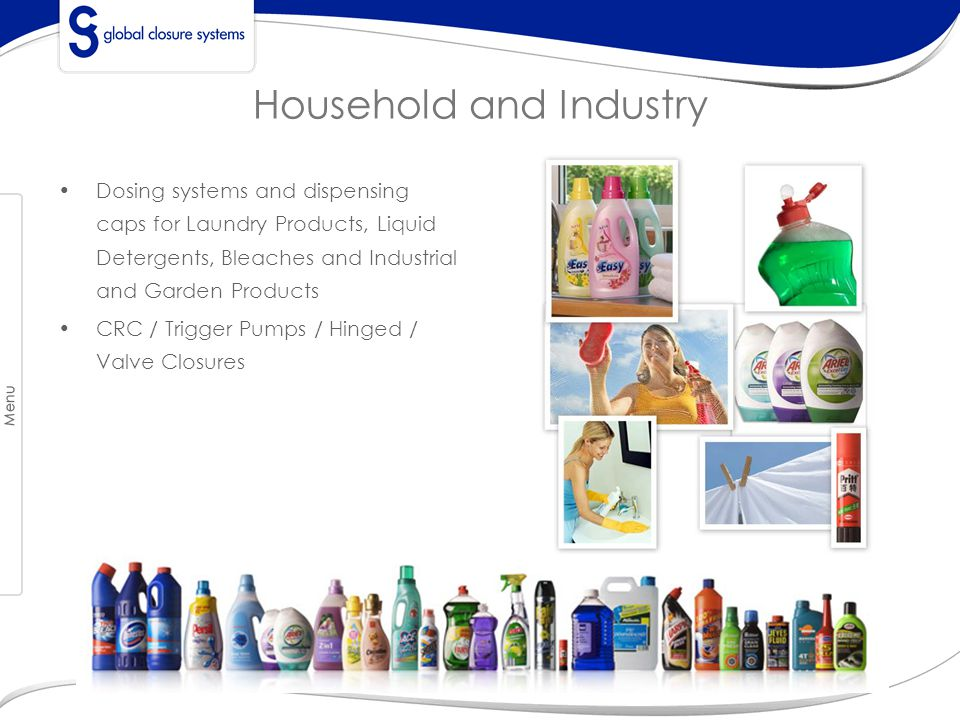 Household and Industry