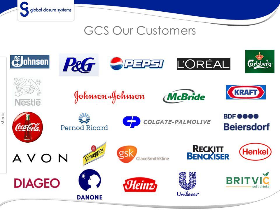 GCS Our Customers COLGATE-PALMOLIVE GCS Overview GCS Core Values