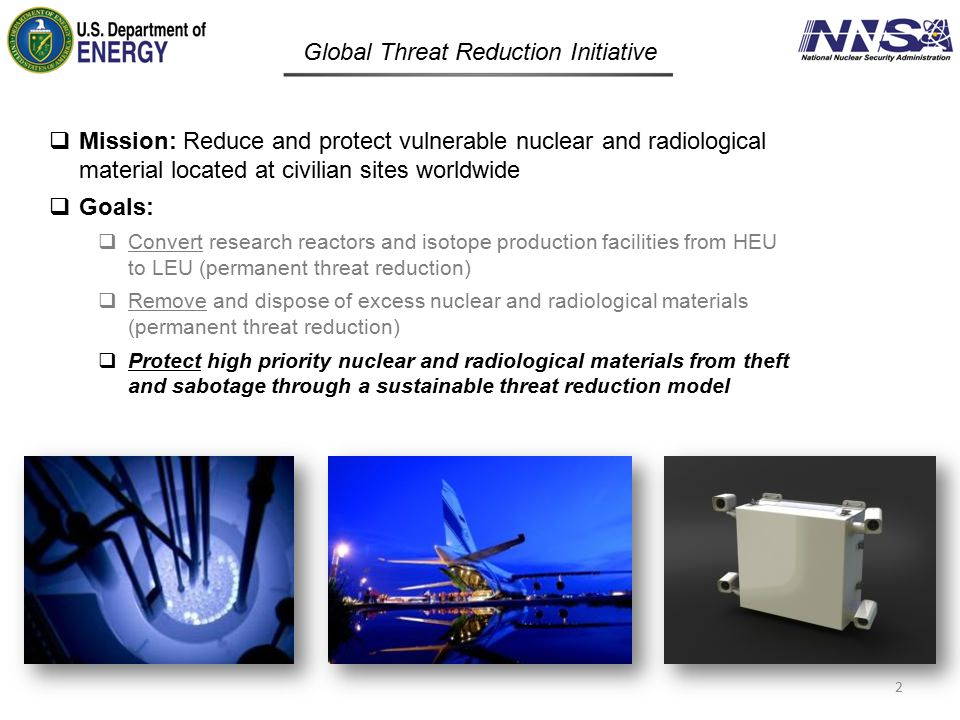 Global Threat Reduction Initiative