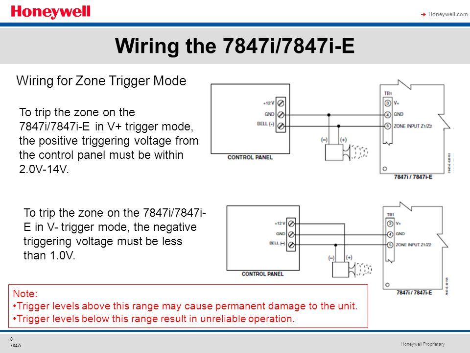 Wiring+the+7847i%2F7847i E+Wiring+for+Zone+Trigger+Mode ademco vista 128bp wiring diagrams wiring wiring diagram gsmv4g wiring diagram at panicattacktreatment.co