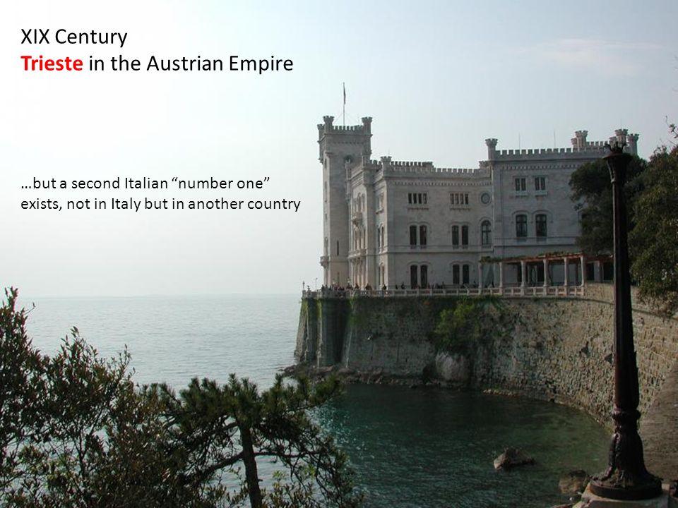 Trieste in the Austrian Empire