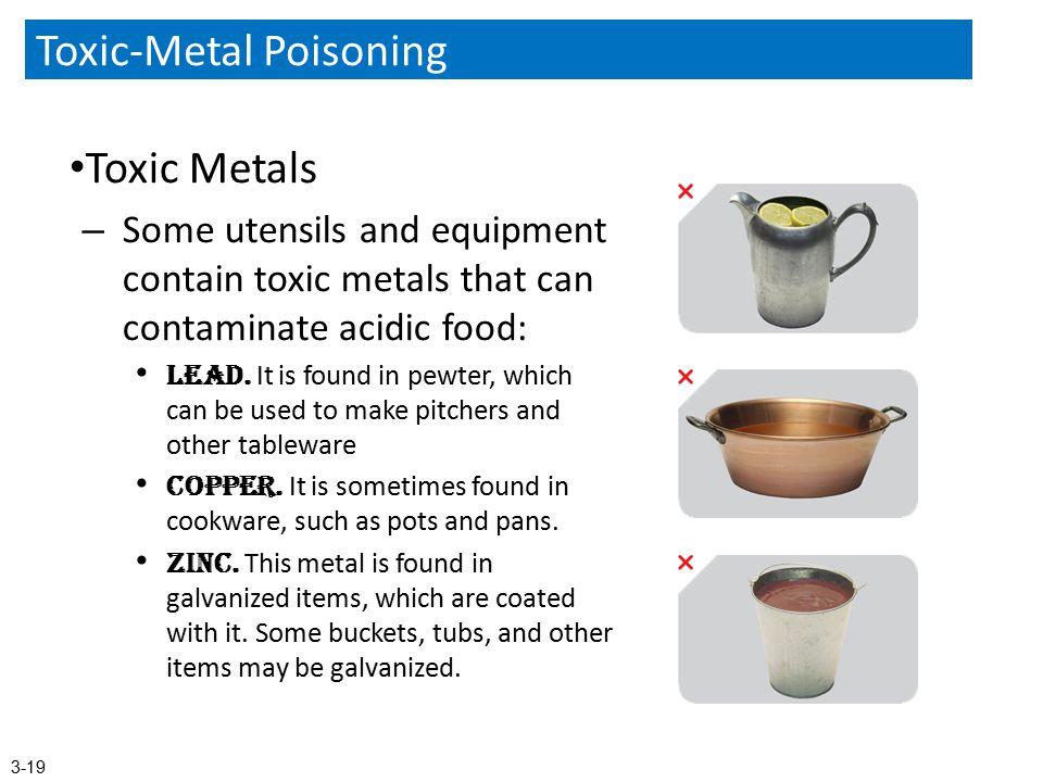 Toxic-Metal Poisoning