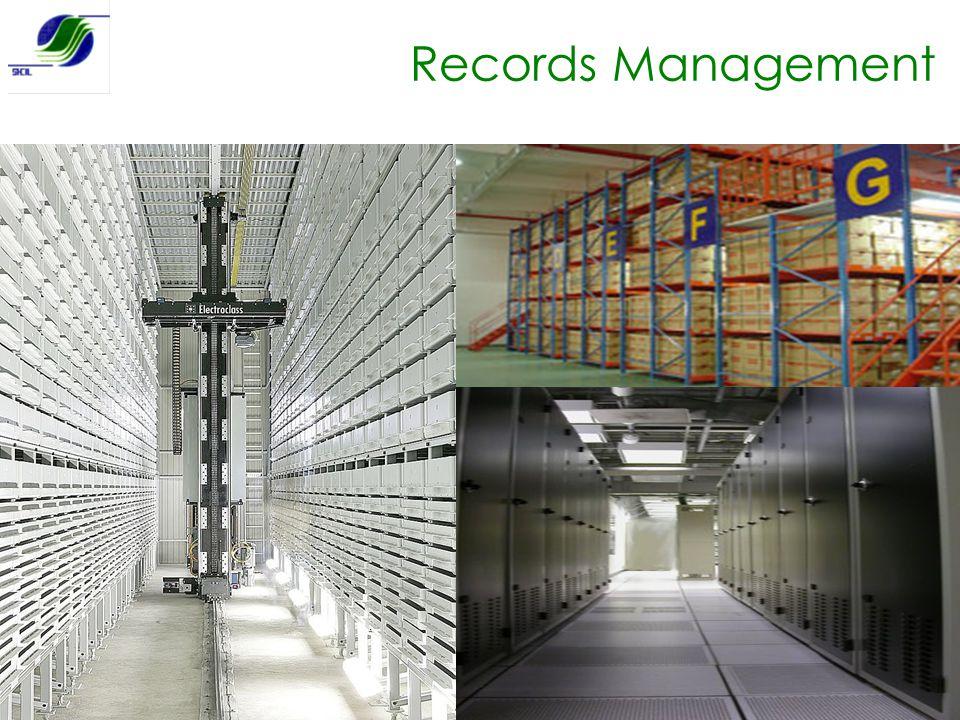 Records Management 42 42