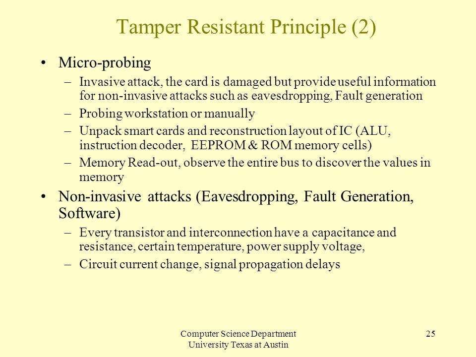 Tamper Resistant Principle (2)