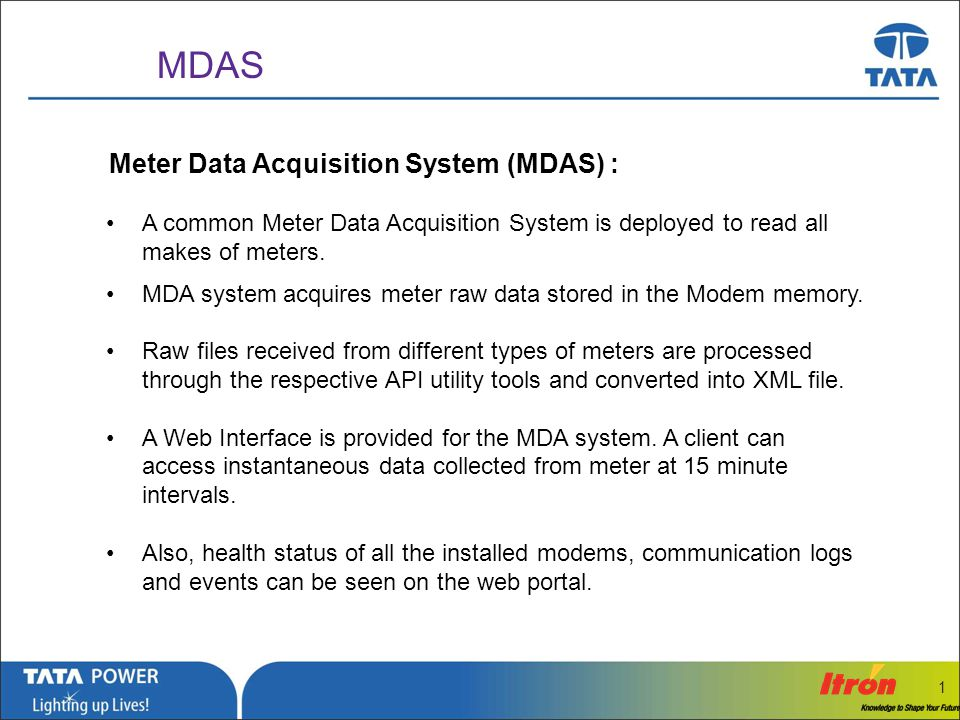 Energy Data Acquisition System Also : Presentation title arial font size ppt video