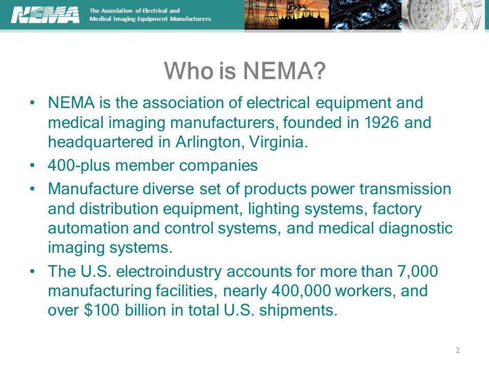 Who is NEMA