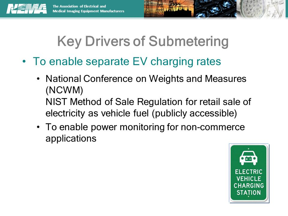 Key Drivers of Submetering