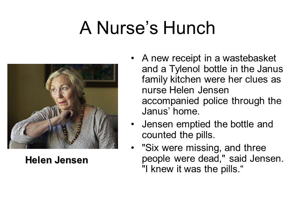 A Nurse's Hunch
