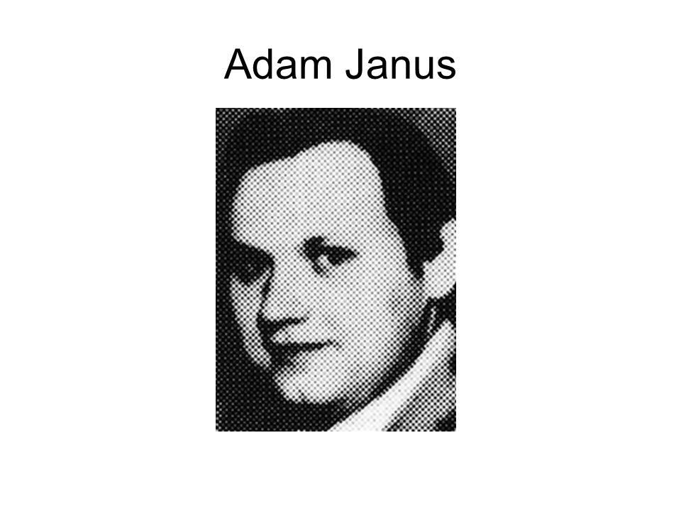 Adam Janus