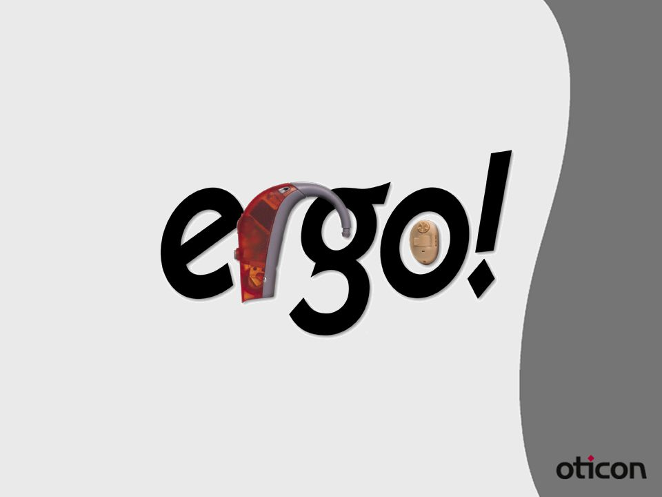 Ergo means 'therefore' in latin
