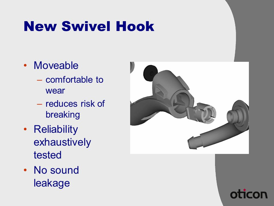 New Swivel Hook Moveable Reliability exhaustively tested