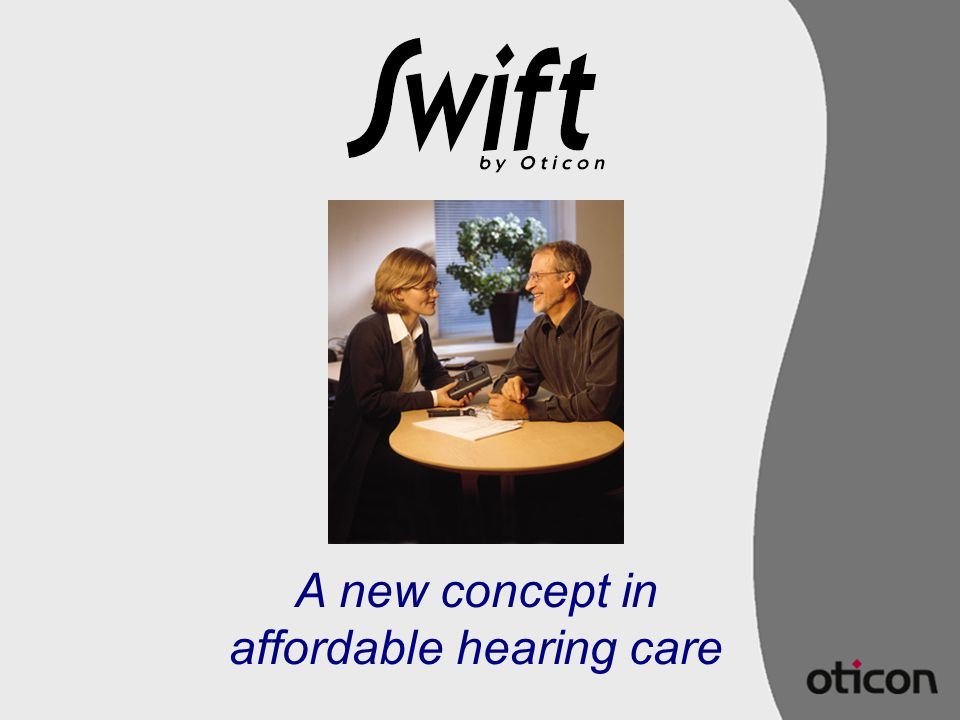 A new concept in affordable hearing care