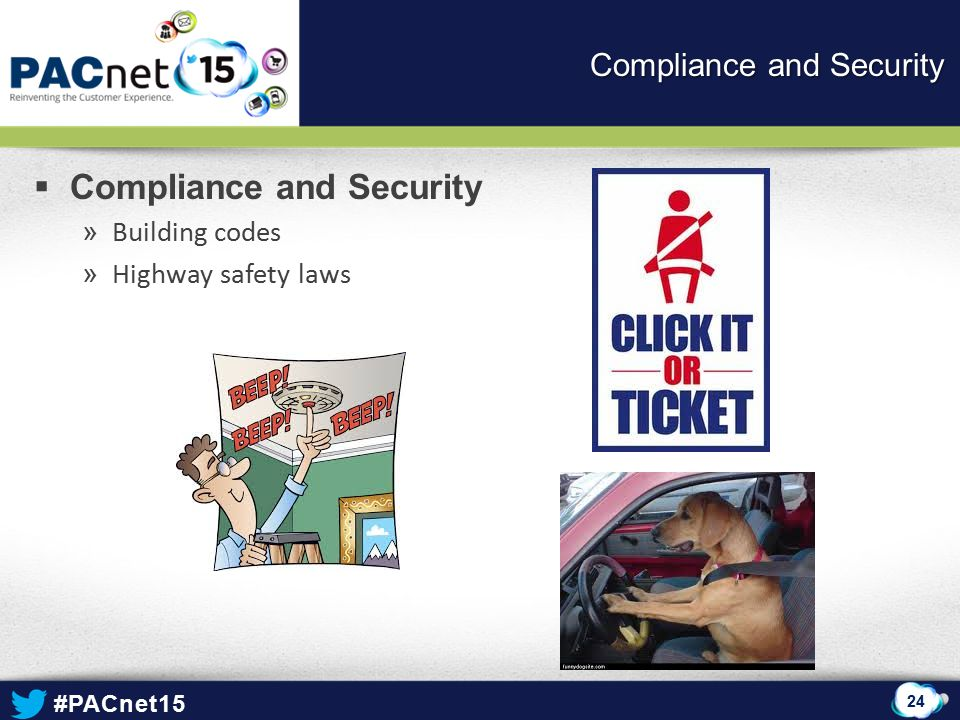 Compliance and Security