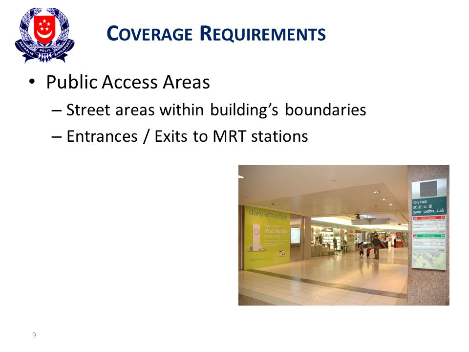Coverage Requirements