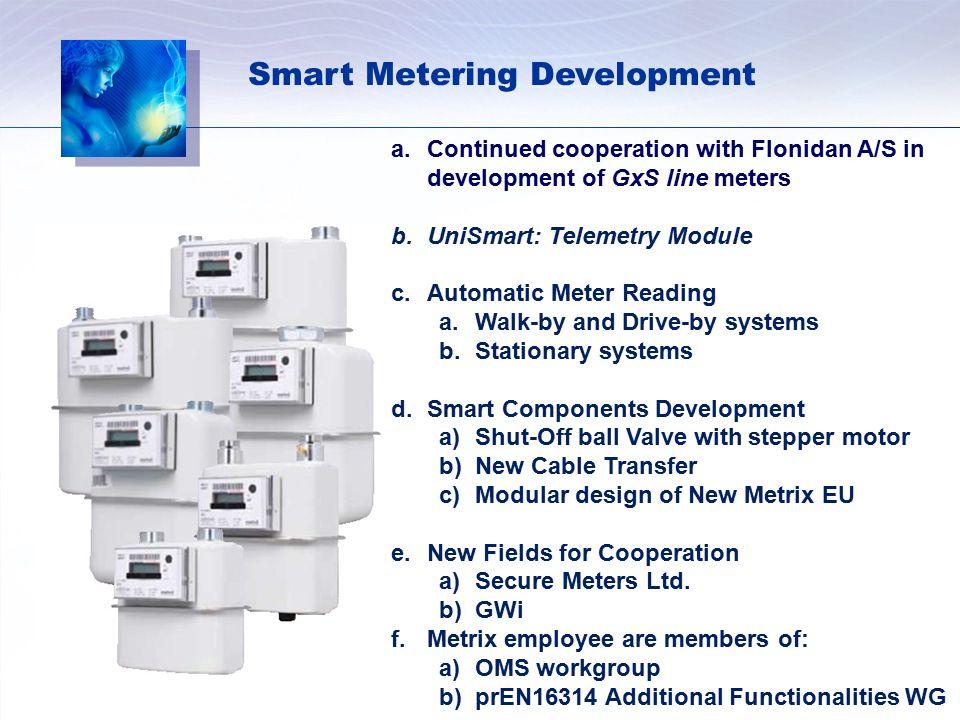 Smart Metering Development